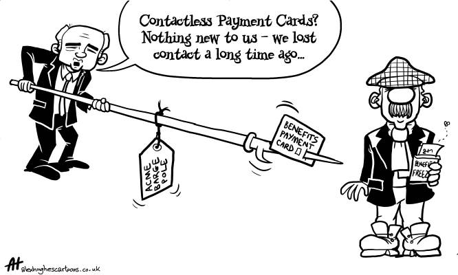 Contactless Payment Cards?